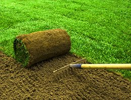 installing your turf