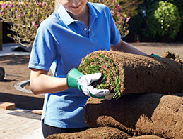 installing your fresh turf trueturf