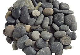 Icelandic pebbles decorative stone