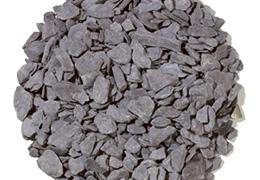 plum slate aggregates stone